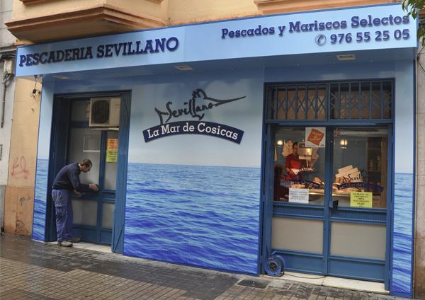 Pescaderia El Sevillano